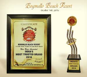 Bogmallo_Beach_awarded_Most_Trusted_Brand_in_India_2016