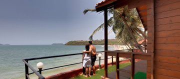 5 Star Resort In Goa Bogmallo Airport Beach Resort